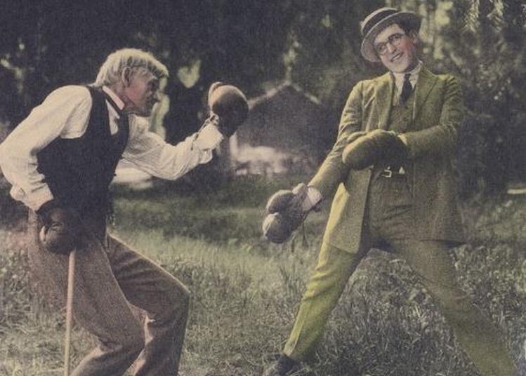 Sport et cinéma, une enfance partagée à Paris 13ème
