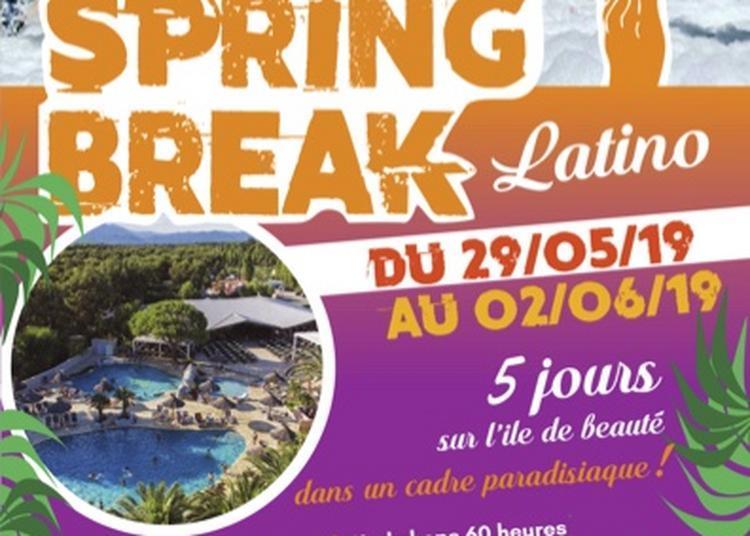 Spring Break Latino Corsica 2019 à Ghisonaccia