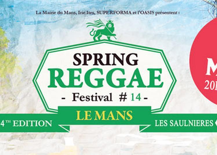 Spring Reggae Fest 14 à Le Mans