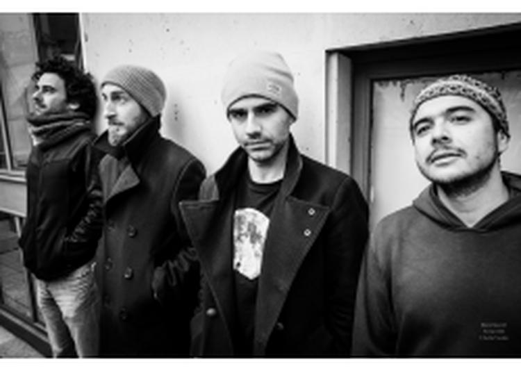Srdjan Ivanovic Blazin' Quartet à Paris 1er