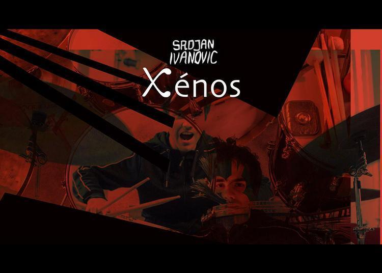 Srjdan Ivanovic Xénos X Les Disquaires à Paris 11ème