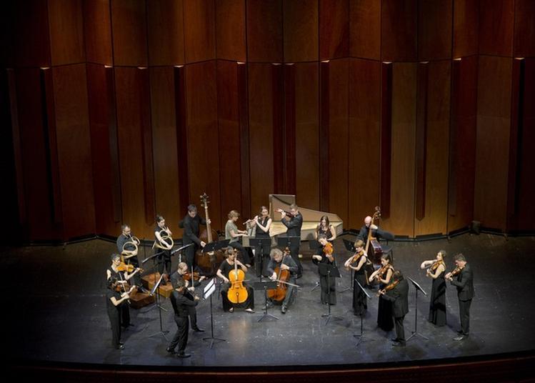 Stabat Mater De Boccherini : Café Zimmermann Invite La Soprano Beate Mordal à Marseille
