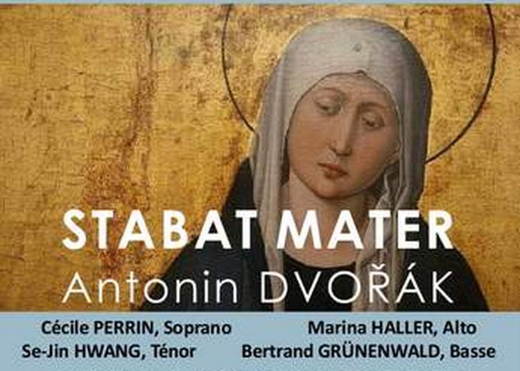 Stabat Mater De Dvorak à Voisins le Bretonneux