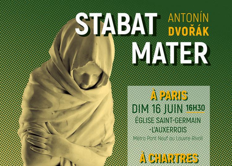Stabat Mater - Soirées de la Cathédrale 2019 à Chartres