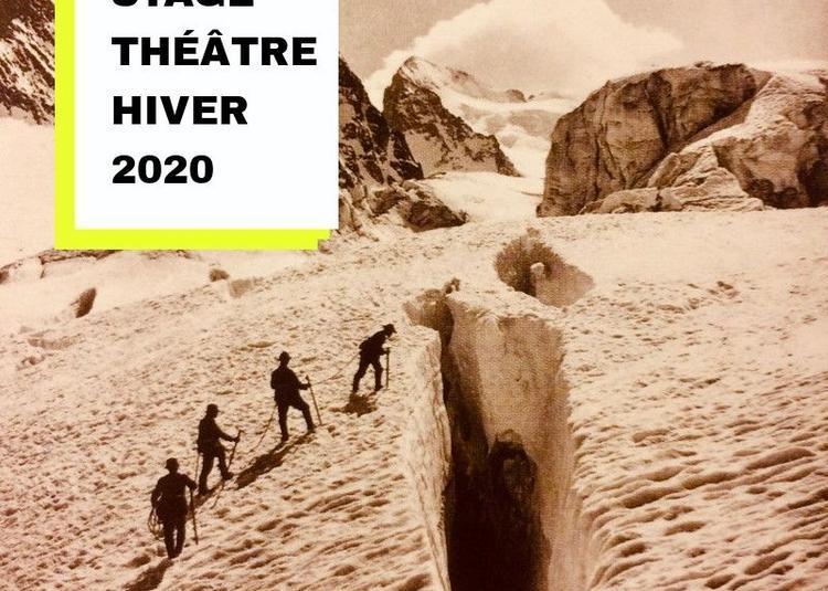 Stage de théâtre / février 2020 / Paris à Paris 1er