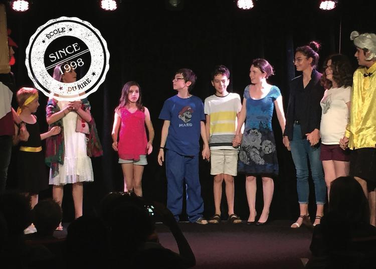 Stage de théâtre pour les 10-15 ans à Nantes
