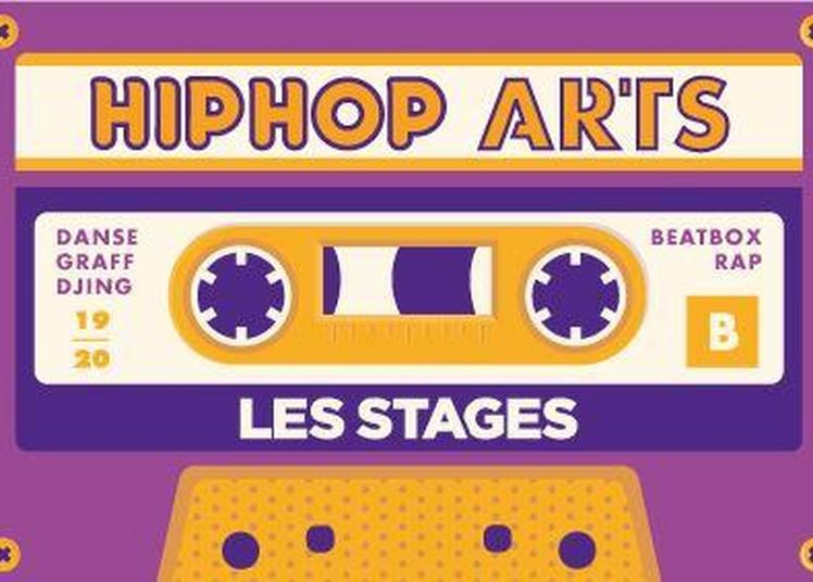 Stage Hip Hop Arts à Toulouse