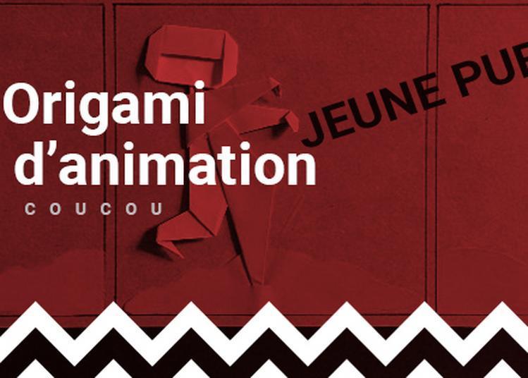 Stage Origami et Film Animation (Jeune Public) à Salon de Provence