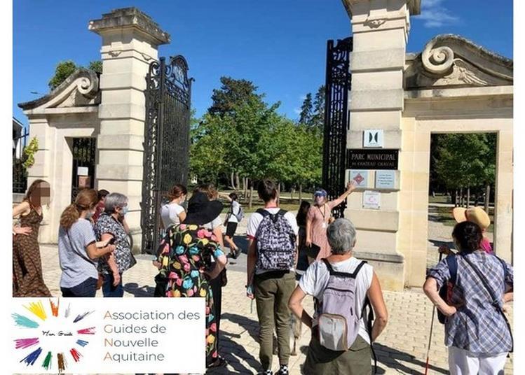 Stand Découverte Du Métier De Guide Et Visites Flash à Bordeaux