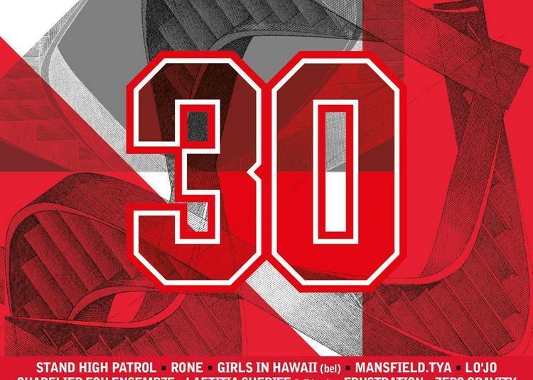 Stand High Patrol Mansfield Tya à Vendome