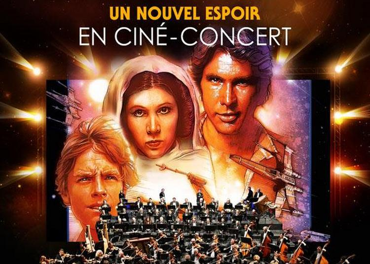 Star Wars En Cine-Concert - report à Marseille