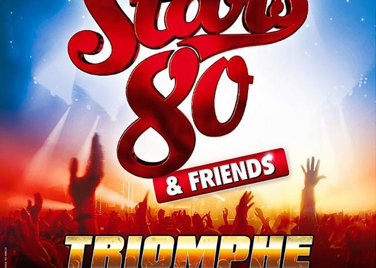 Stars 80 & Friends à Saint Denis