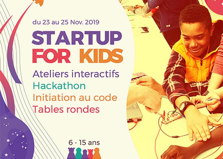 Startup For Kids 2019 à Paris 17ème