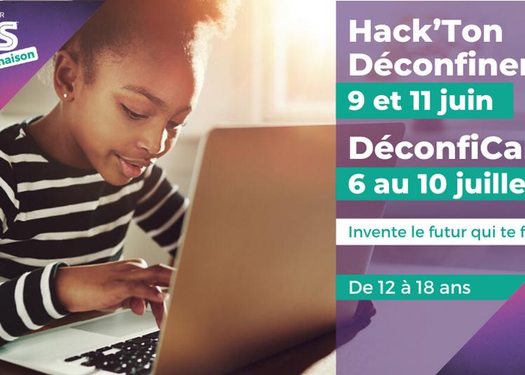Startup For Kids 2020 - Hack'Ton Déconfinement : invente le monde de demain à Paris 2ème