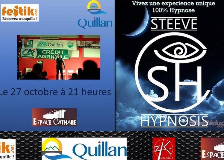 Steeve Hypnosis à Quillan