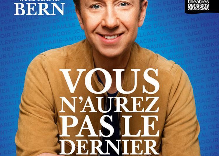 Stephane Bern à Caluire et Cuire