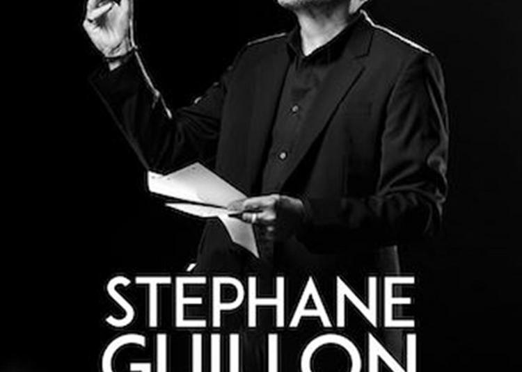 Stéphane Guillon Sur Scène à Orgon