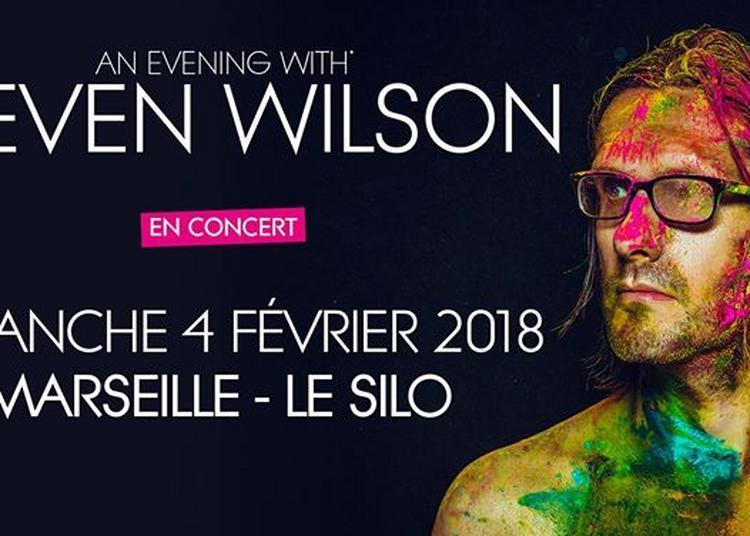 Steven Wilson à Marseille