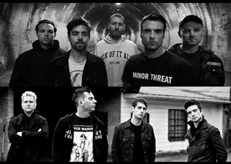 Stick To Your Guns + Anti-Flag à Strasbourg