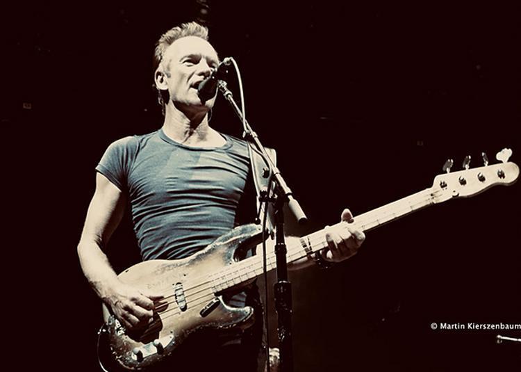 Sting - My Songs à Marciac