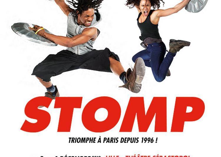 Stomp à Paris 18ème