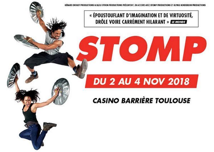 Stomp à Toulouse