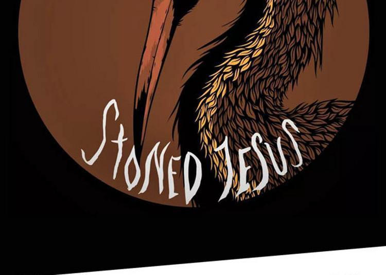 Stoned Jesus à Saint Jean de Vedas