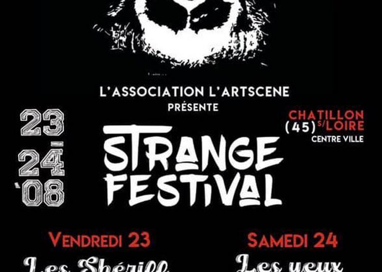 Strange Festival 2019