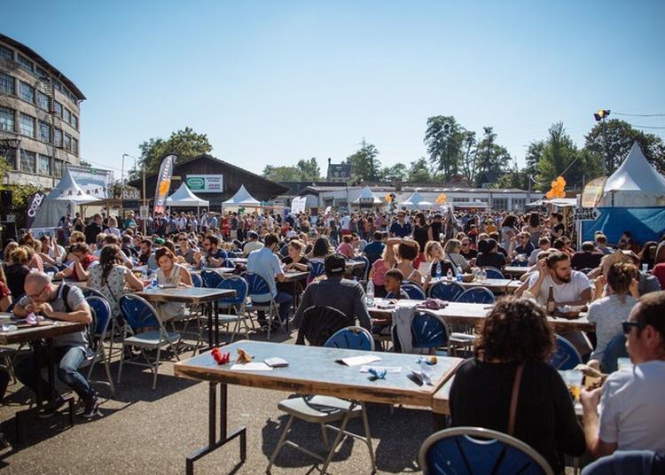 Street Bouche Festival à Strasbourg