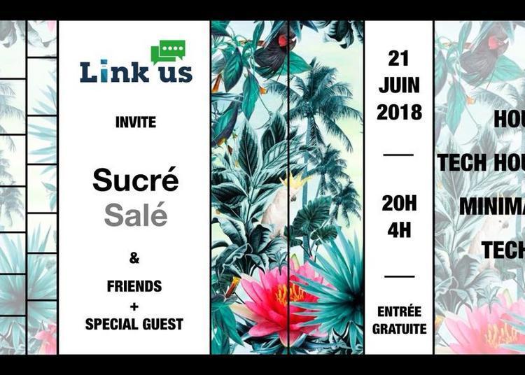 Sucré Salé (Fête de la Musique 2018) à Clermont Ferrand