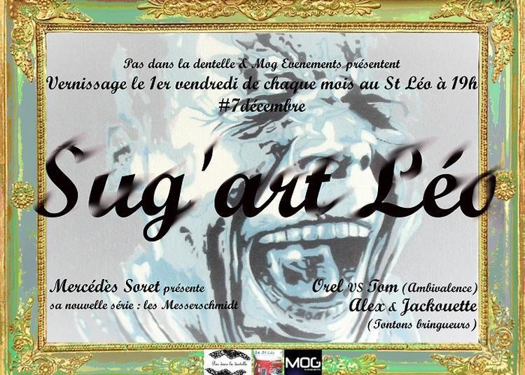 Sug'art Léo à Alencon