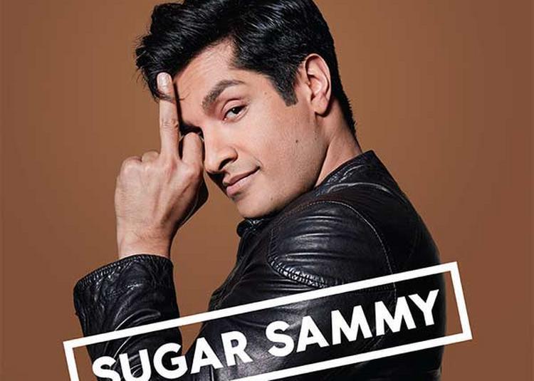 Sugar Sammy à Paris 10ème