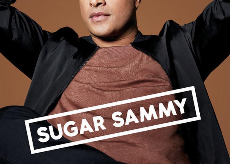 Sugar Sammy à Saint Etienne