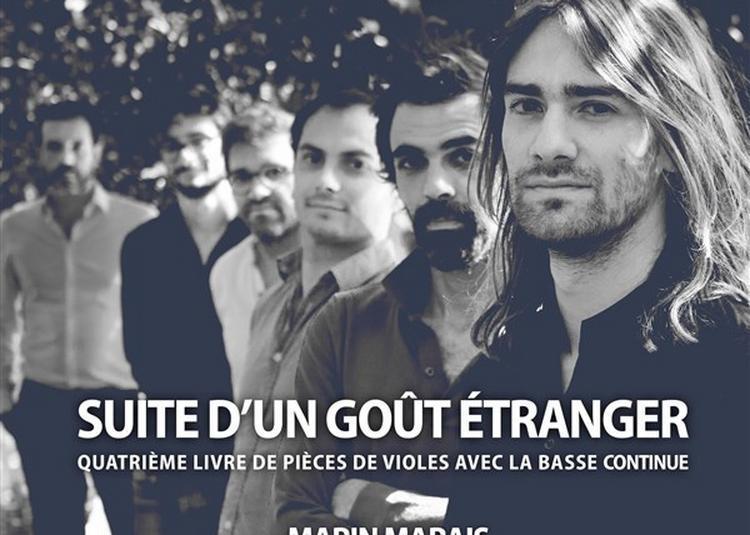 Suite D'Un Goût étranger à Paris 10ème