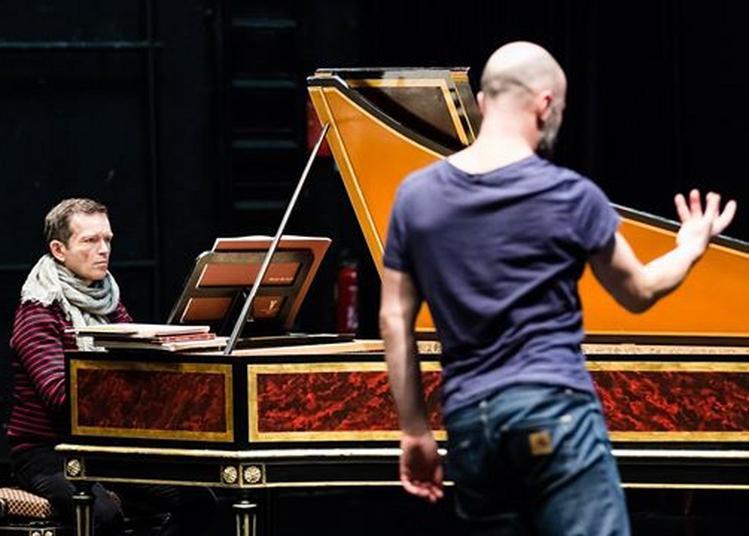 Suites dansées / Alban Richard & Christophe Rousset à Reims