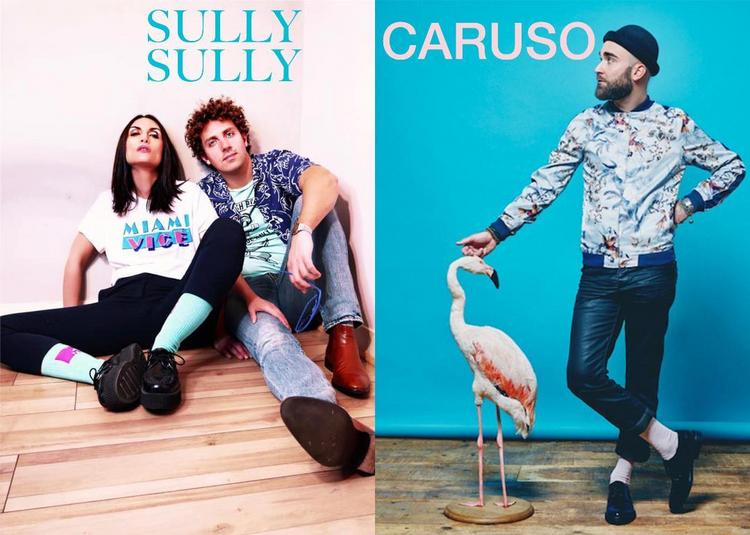 Sully + Caruso à Paris 13ème
