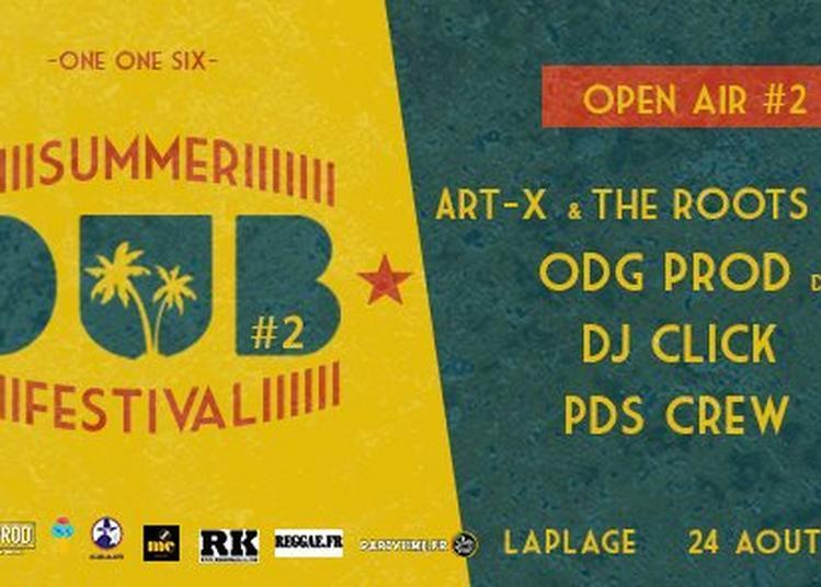 Summer Dub Festival - Open Air Gratuit ART-X & The Roots Addict à Paris 19ème