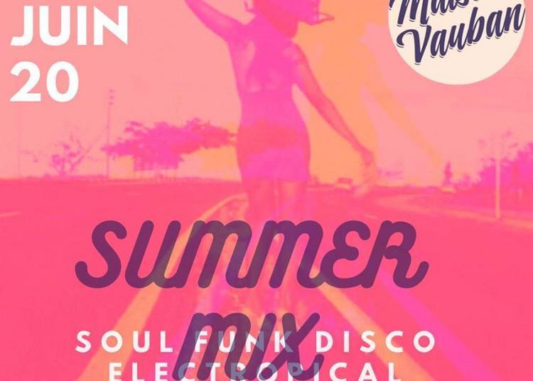 Summer Mix à Marseille