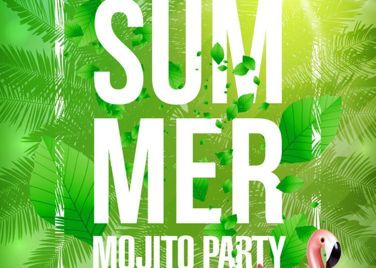 Summer Party à Paris 14ème