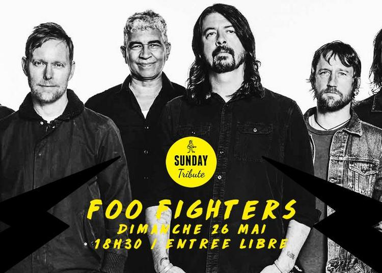 Sunday Tribute - Foo Fighters à Paris 12ème