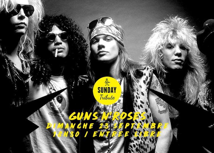 Sunday Tribute - Guns N' Roses à Paris 12ème