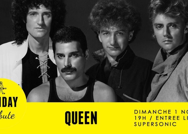 Sunday Tribute - Queen à Paris 12ème