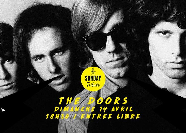 Sunday Tribute - The Doors à Paris 12ème