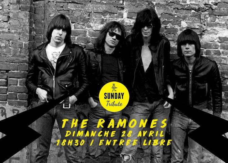Sunday Tribute - The Ramones à Paris 12ème