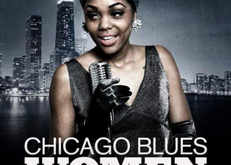 Sunset Jam Blues Tribute To Chicago Blues Women? Avec Big Dez à Paris 1er