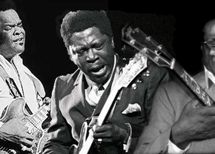 Sunset Jam Blues Tribute To The 3 Kings : Bb, Albert & Freddie? Avec Big Dez à Paris 1er