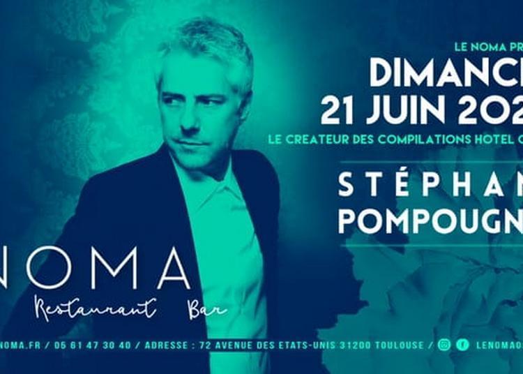 Sunset Sunday mixé par Stéphane Pompougnac à Toulouse