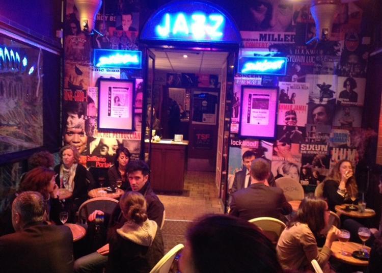 Black Art Jazz Collective à Paris 1er