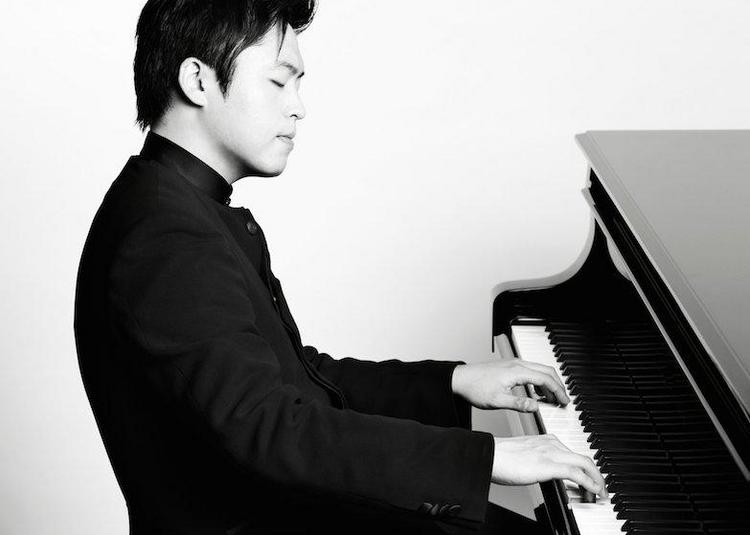Edgar Moreau - Sunwook Kim à Paris 8ème