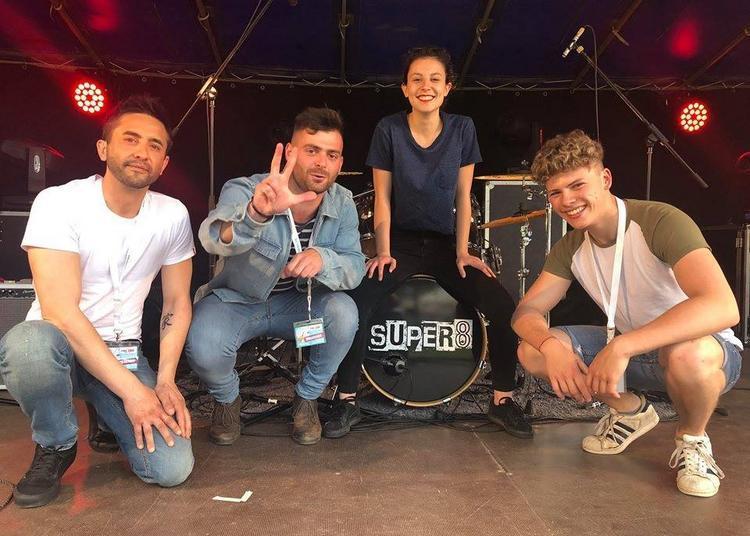 Super8  à la Fête de la Musique à Angers